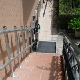 montascale per disabili in Puglia
