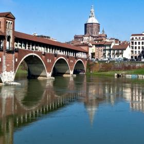 montascale a Pavia