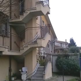 Ripartizione delle spese per il Montascale in condominio a Rho