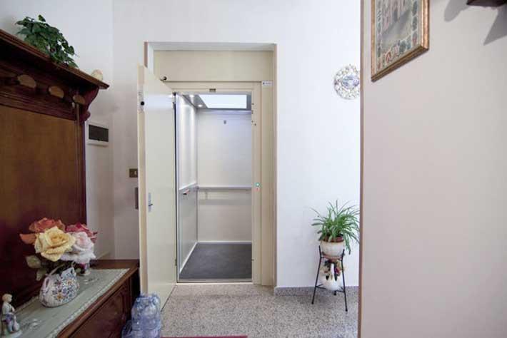 Elvoron elevatore domestico casa