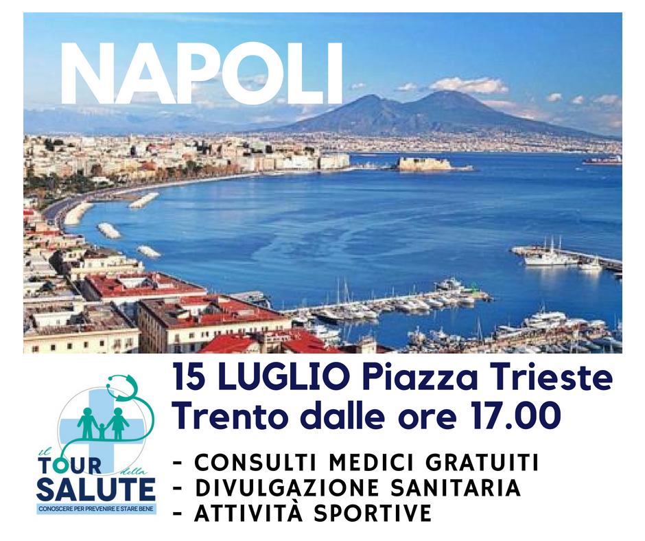 Tour della salute -Napoli