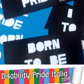 Garaventa Lift supporta Disability Pride 2018 a Roma.