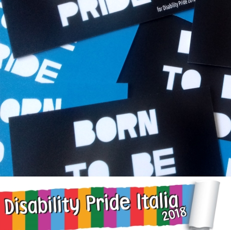 Garaventa Lift supporta Disability Pride 2018 a Roma.