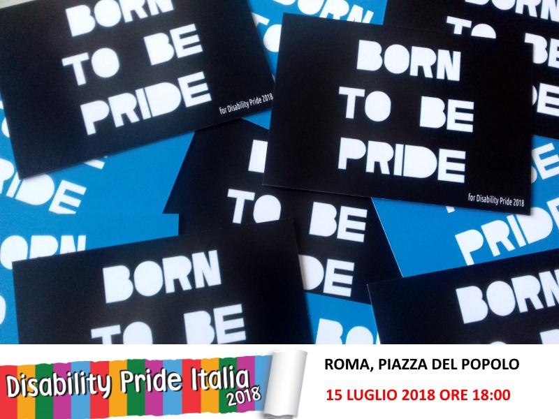 Garaventa Lift supporta il Disbility Pride Italia. Vi aspettiamo a Roma il 15 Luglio dalle 18 in Piazza del Popolo.