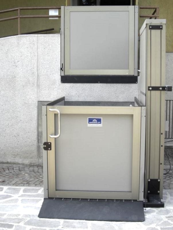 Elevatore Opal a Monza