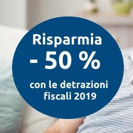 detrazioni 2019 per il tuo montascale fino al 50%