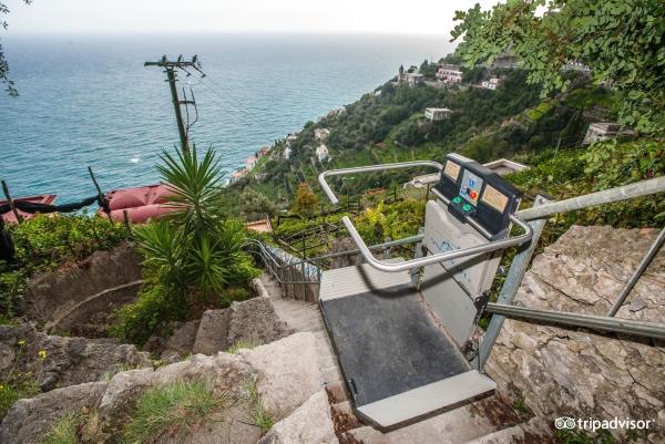 servoscale lunga scala Amalfi