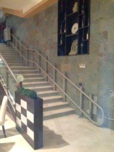 montascale Milano Garaventa Lift