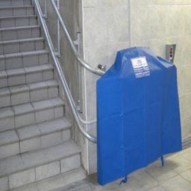 montascale stazione Budrio Bologna
