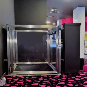 mini ascensore senza fossa Opal