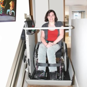 servoscale per disabili