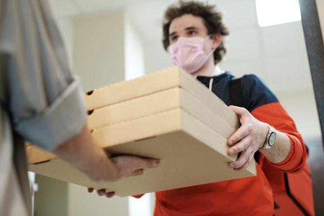 assistenza anziani spesa a domicilio corona virus