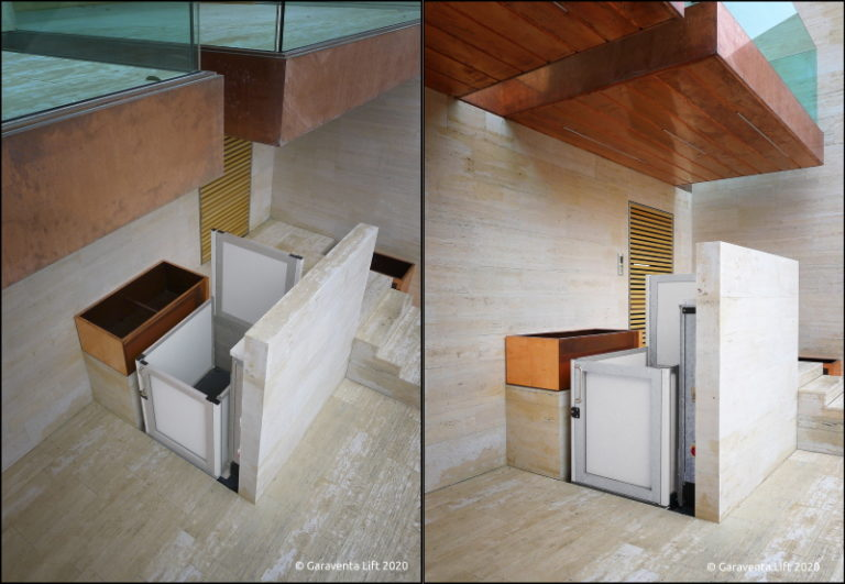 ascensore opal