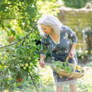 come arredare un giardino a misura di anziano