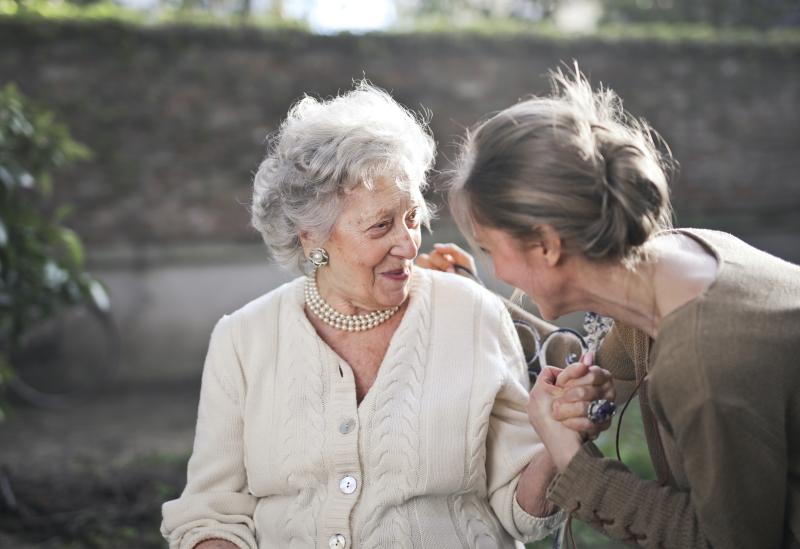 montascale a Benevento per anziani