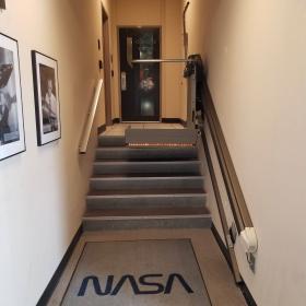 montascale NASA Garaventa Lift