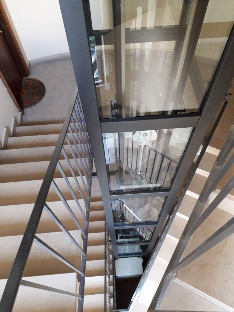 ascensore per condominio Elvoron