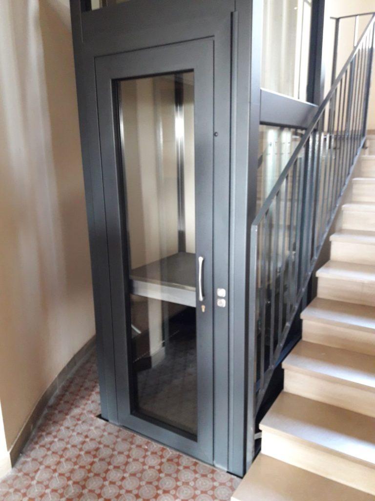 ascensore amministratori di condominio