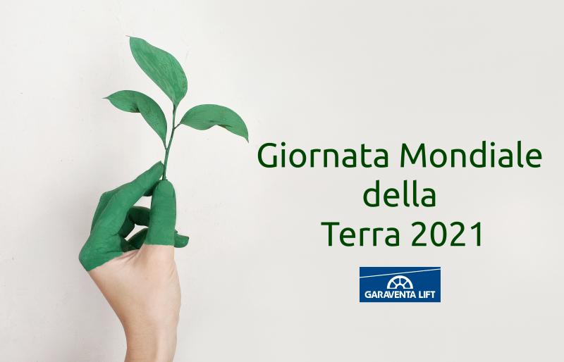 giornat mondiale terra Garaventa sostenibilità