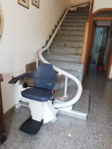 montascale Garaventa Lift Albenga