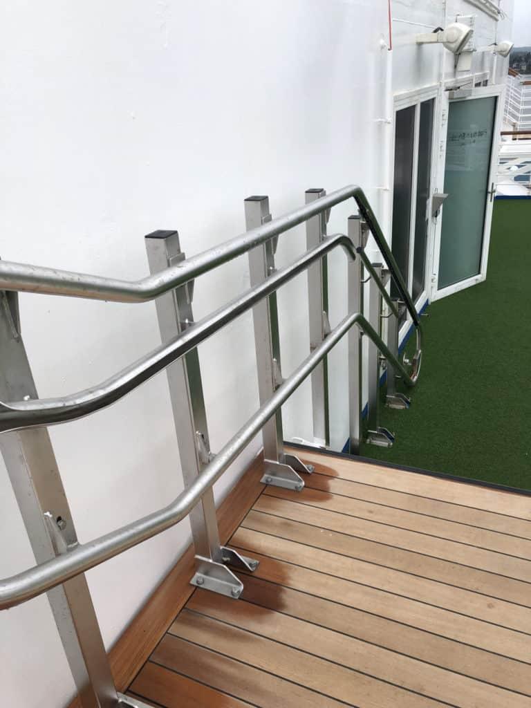 barca accessibile nave da crociera per disabili