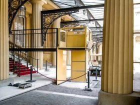buckingham palace disable