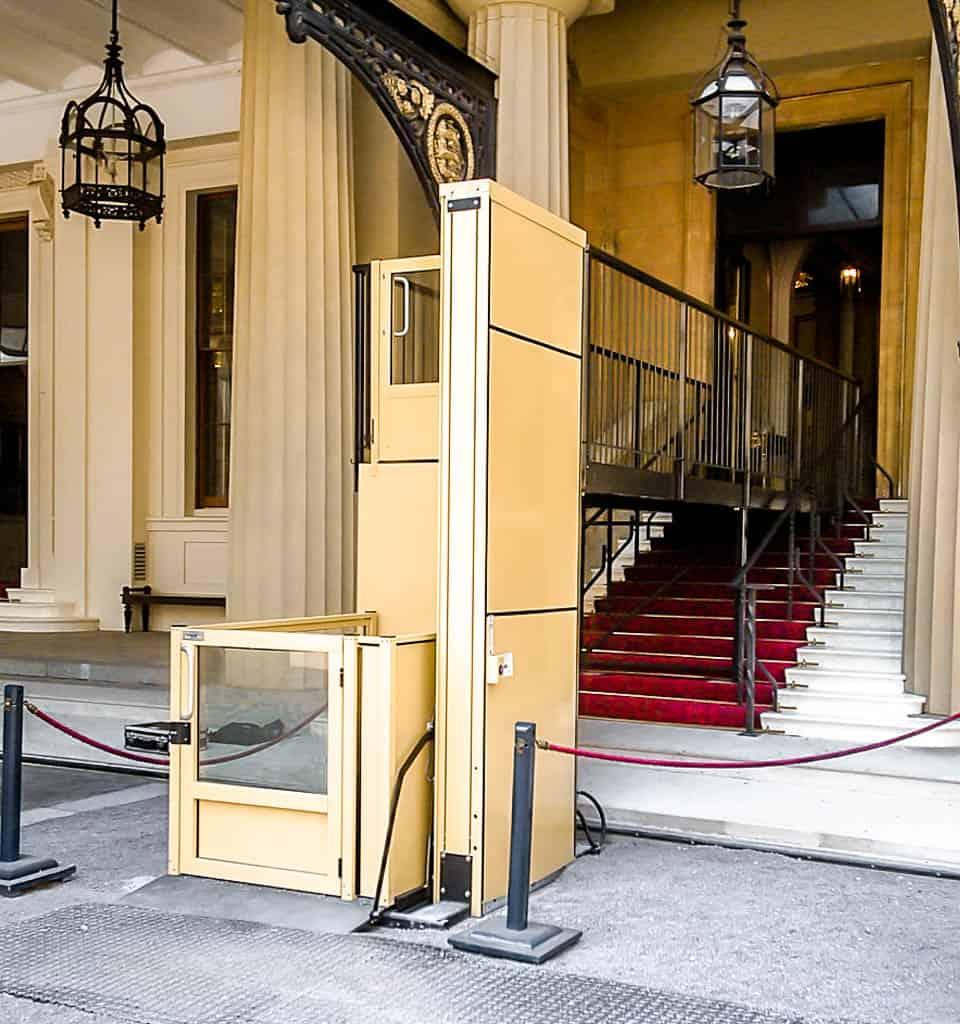 ascensore opal buckingham palace
