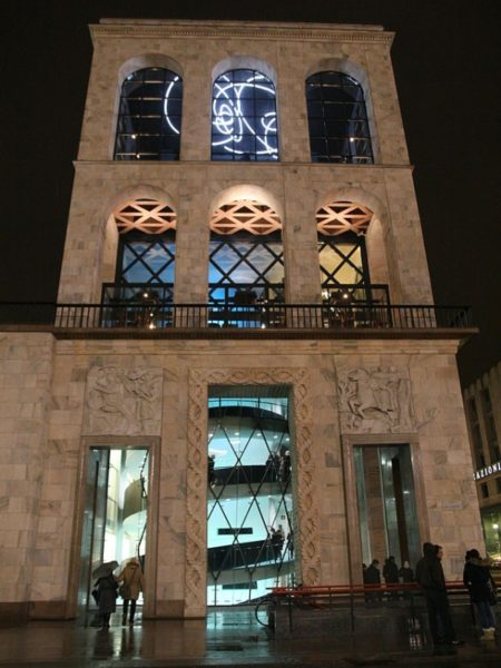 museo del Novecento accessibile