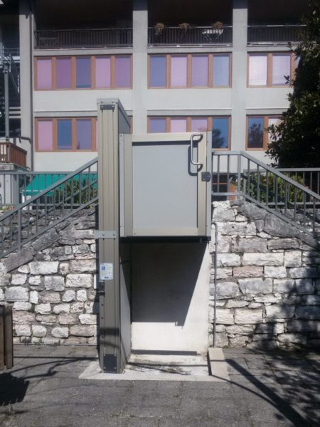 Garaventa Lift: ascensori a Trento