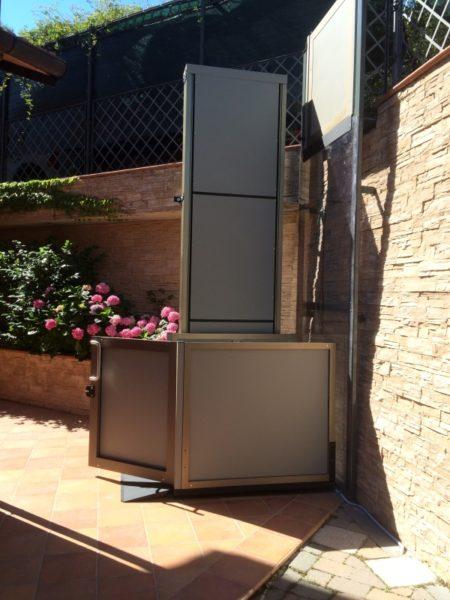 Mini ascensore provincia di Savona disabili