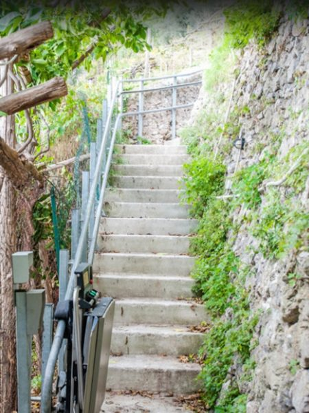 montascale Amalfi