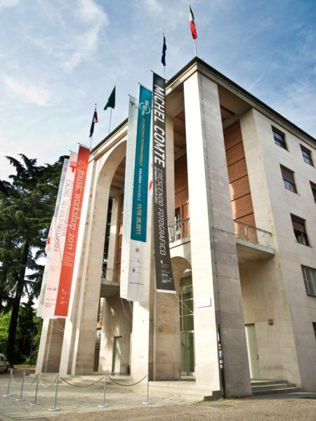 Installazione montascale museo Triennale di Milano