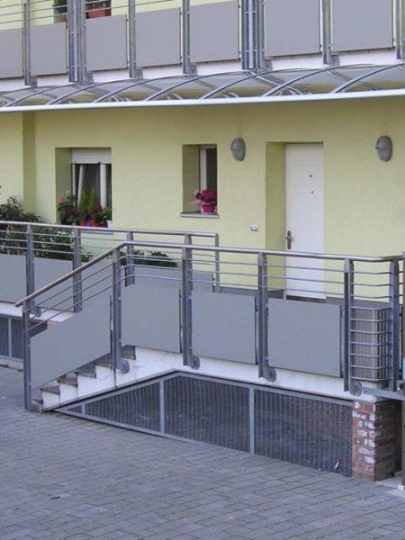 elevatore disabili hublift Bolzano