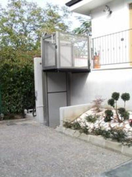 elevatore a Salerno per casa privata
